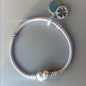Only the charm cost $75 and the bracelet $60